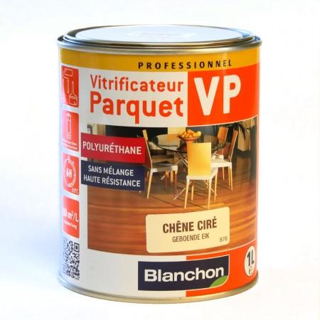 Vitrificateur vp parquet 1l chene cire teinte cloez trehout peinture - Vitrificateur chene fonce ...