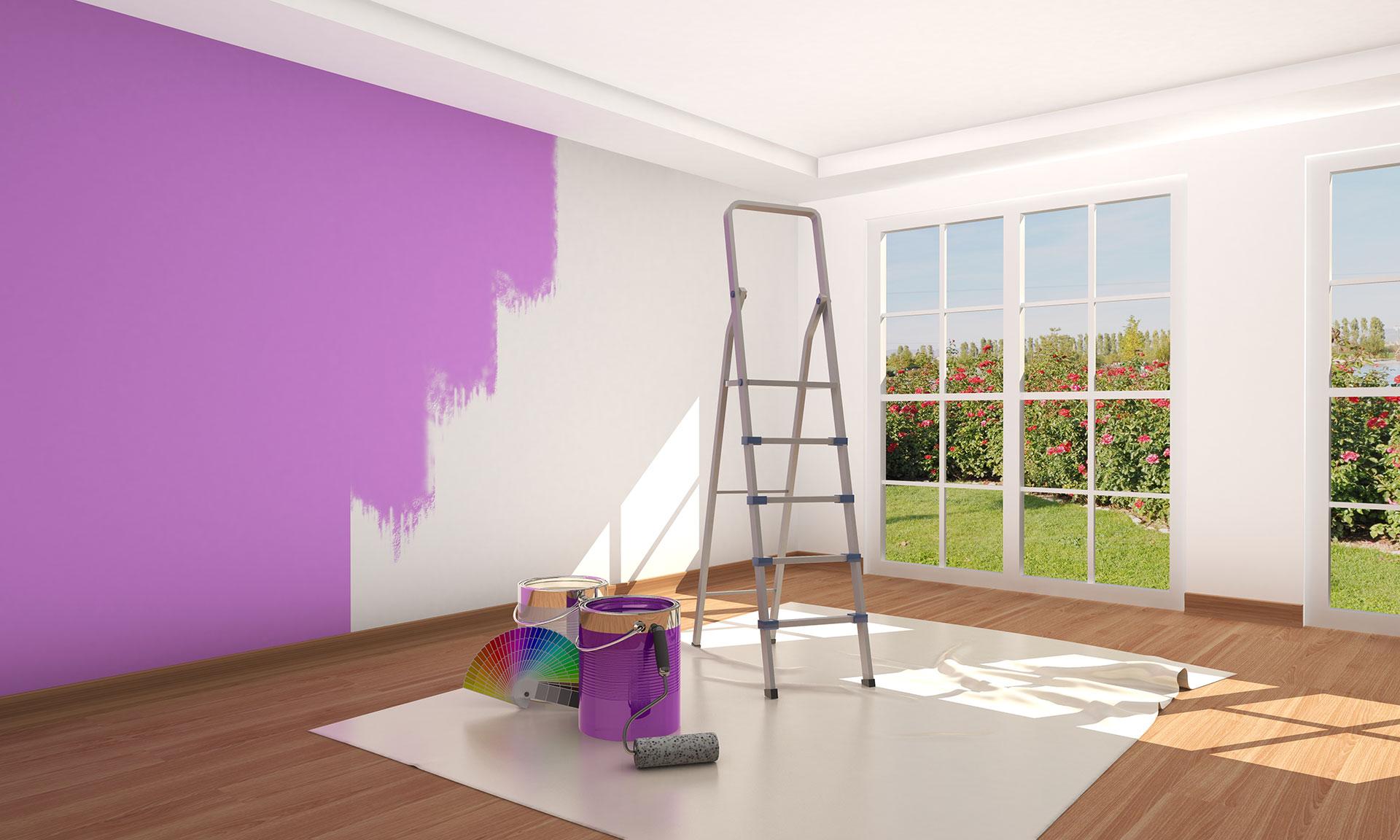 Boutiques de peintures et accessoires haut de gamme for Como pintar casa interior